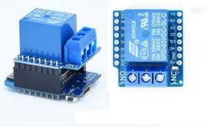Wemos Relay Shield